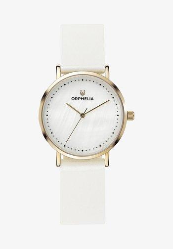 FRONTE DI MARMO - Watch - white