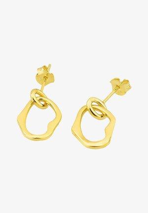 OHRSTECKER ELEGANT - Earrings - gold