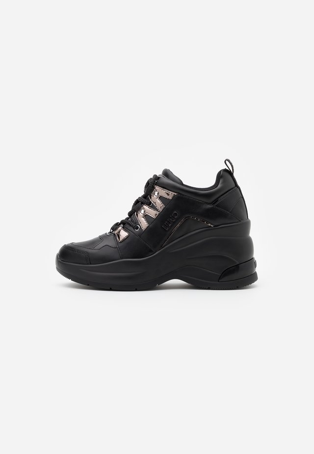 KARLIE REVOLUTION - Sneakers - black