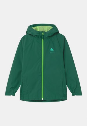 WINDOM RAIN UNISEX - Waterproof jacket - antique green