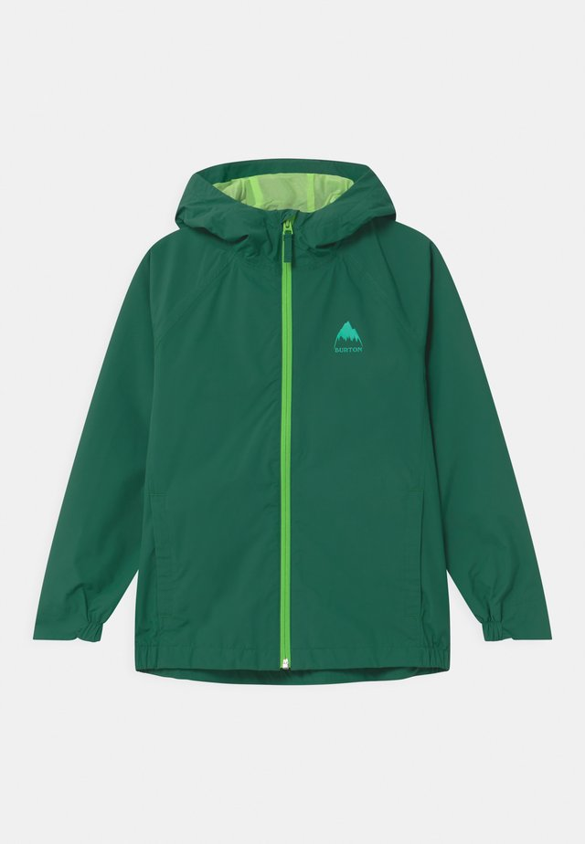 WINDOM RAIN UNISEX - Outdoorová bunda - antique green