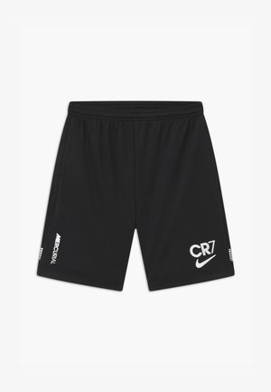 DRY  - Sports shorts - black/white/iridescent