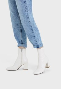 Bershka - High heeled ankle boots - multi-coloured - 0