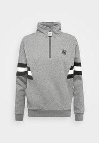 SIKSILK - SPORTS LUXE TRACK - Sweatshirt - grey marl - 3