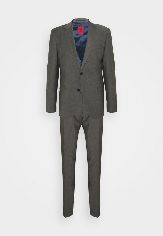AIDAN MACE SET - Suit - dark grey melange