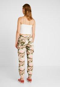 TWINTIP - Trousers - dark green - 2