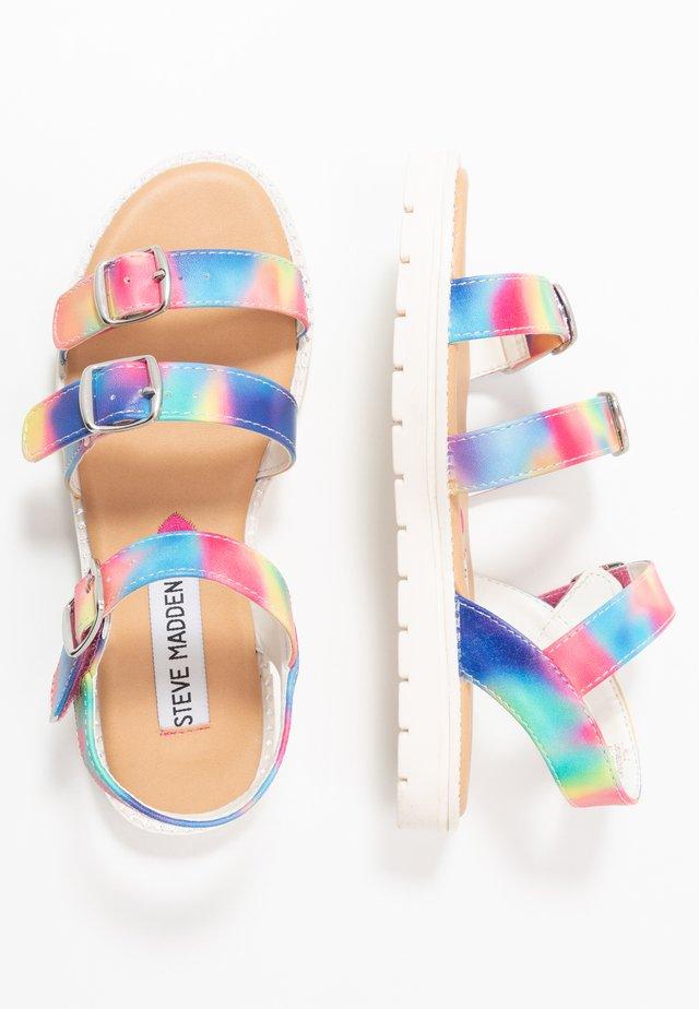 TRILLZ - Sandals - tiedye
