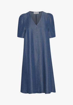 DHLOUISA  - Day dress - dark blue wash