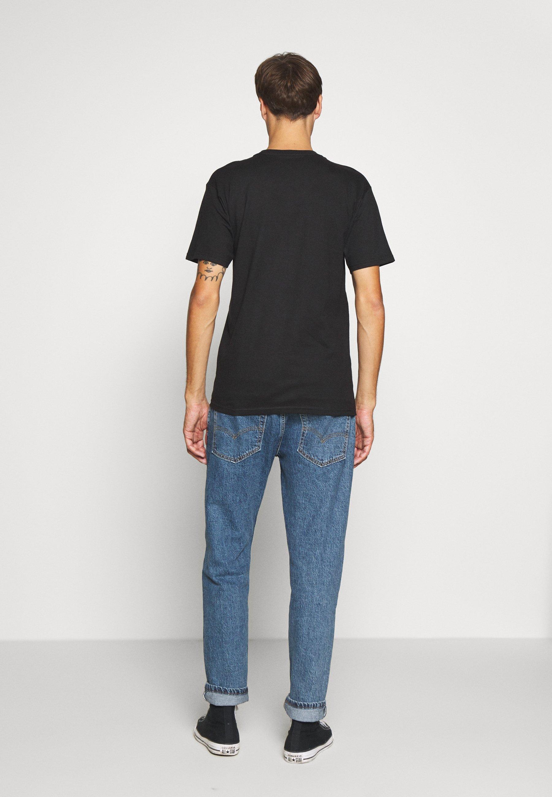 Diamond Supply Co. Calavera Tee - T-shirt Print Black