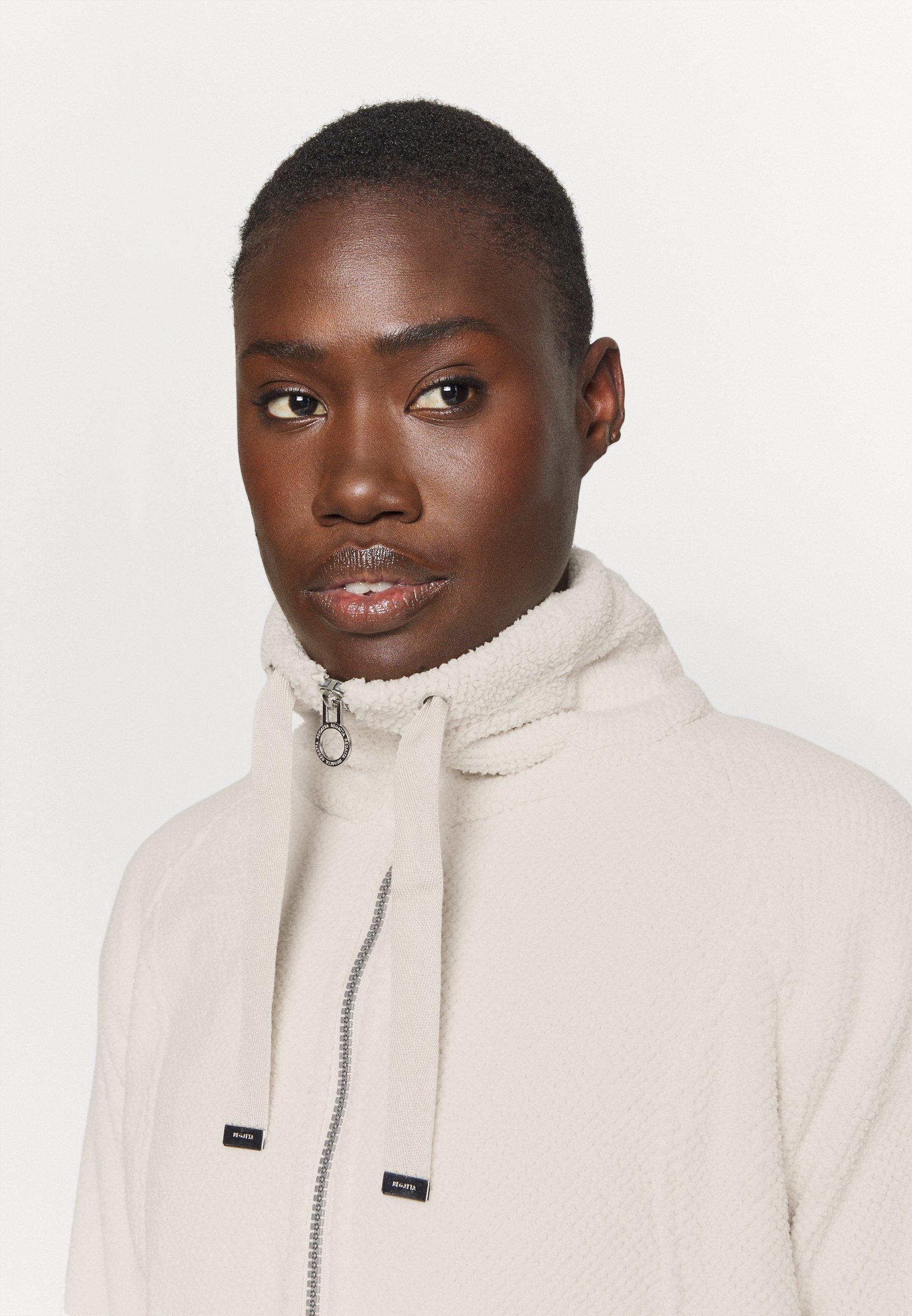 Regatta ZAYLEE - Fleece jacket - lightvanilla Mx4fS