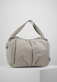 Lässig - TWIN BAG TRIANGLE SET - Sac à langer - light grey - 3