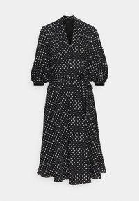 Lauren Ralph Lauren - Denní šaty - polo black/white - 5