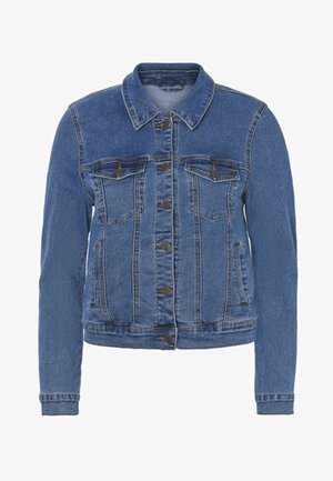 VMHOT SOYA JACKET - Džínová bunda - blue denim