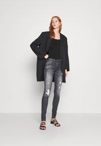 LTB - JULITA - Jeans Skinny Fit - hevia wash - 1