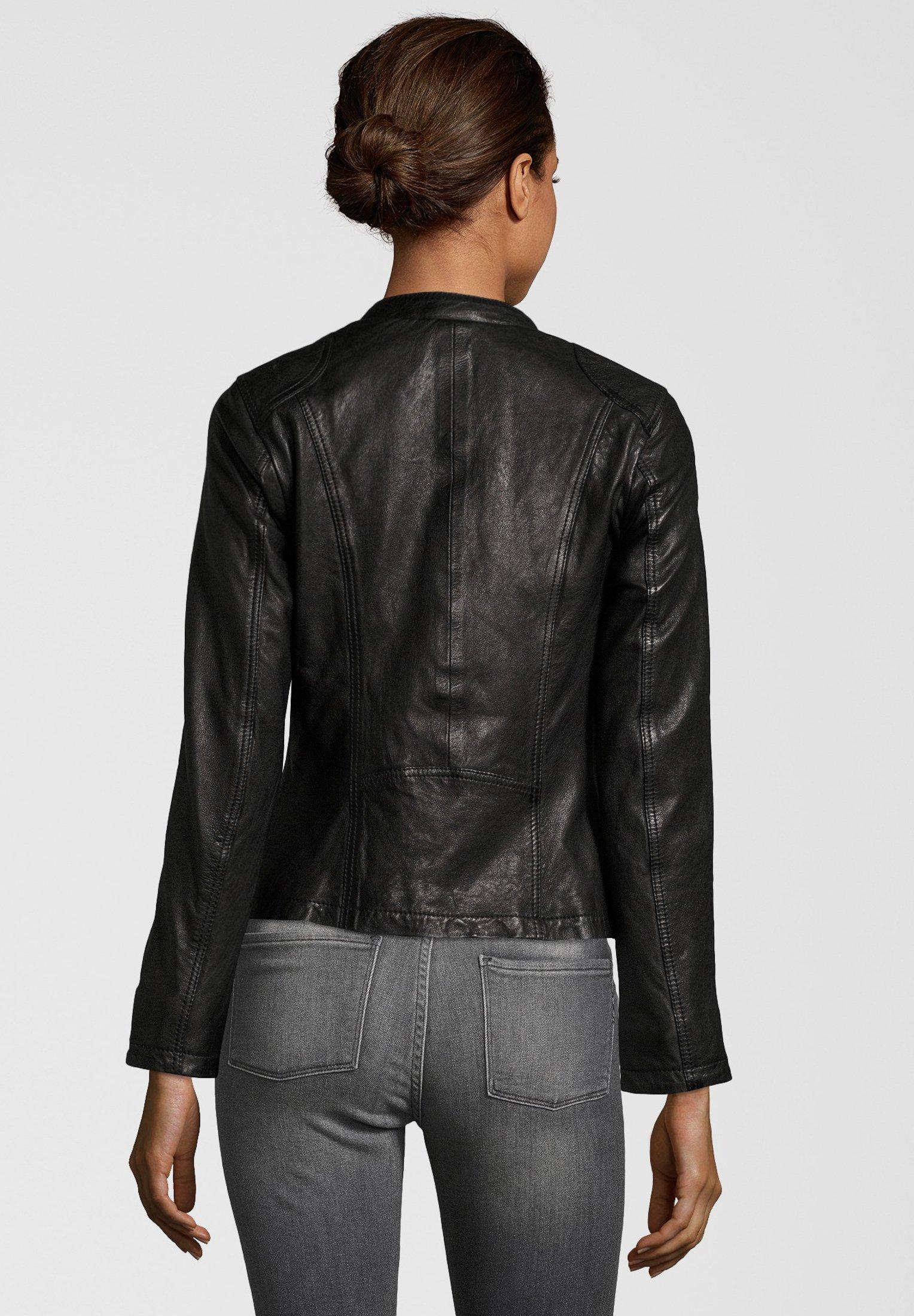 Femme RUBY - Veste en cuir