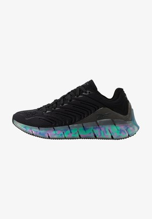 ZIG KINETICA - Trainers - black/blue/green