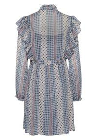 ICHI - IXINA DR - Shirt dress - multi color - 5