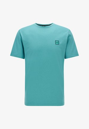 TALES - T-shirt basic - turquoise