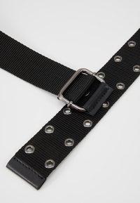 Pier One - UNISEX  - Belte - black - 4