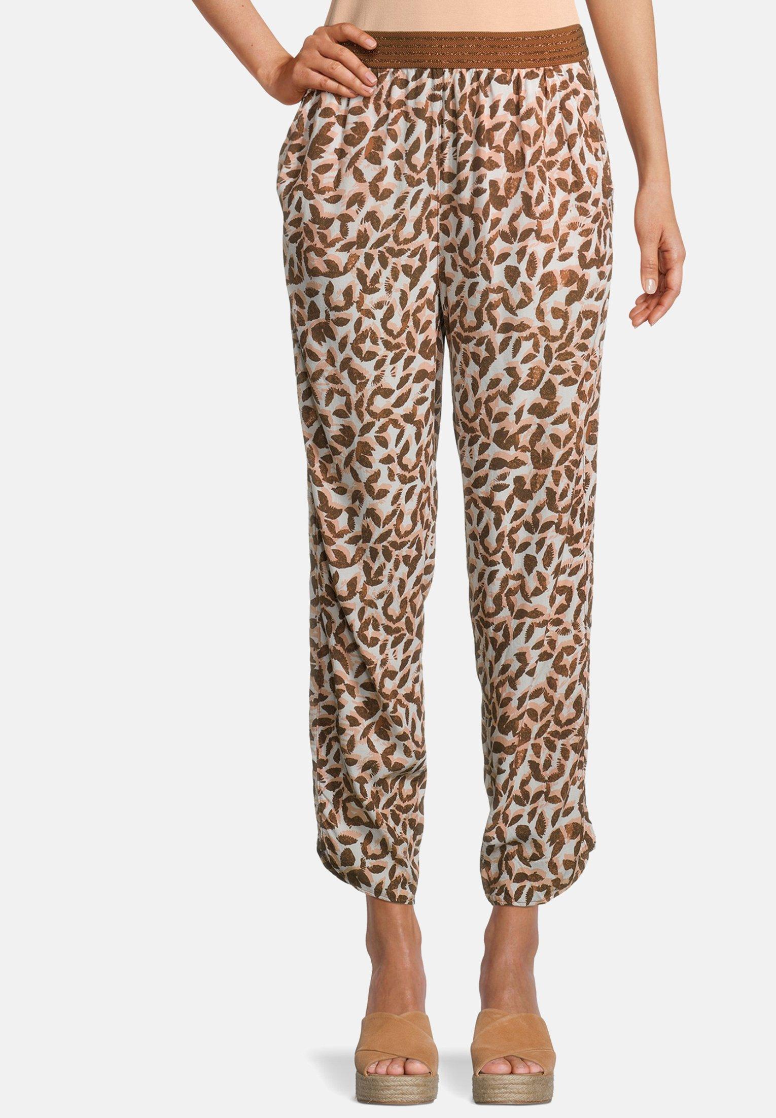 Femme MIT PRINT - Pantalon de survêtement