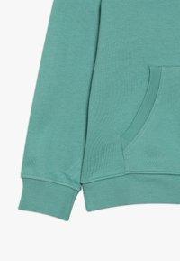 Zalando Essentials Kids - Felpa aperta - beryl green - 2