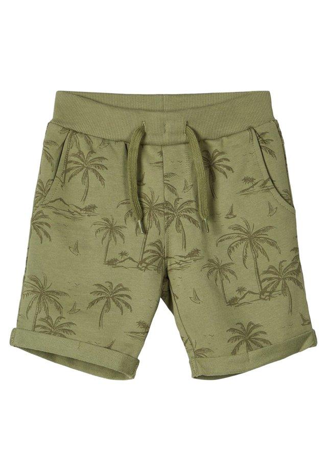 Swimming shorts - loden green