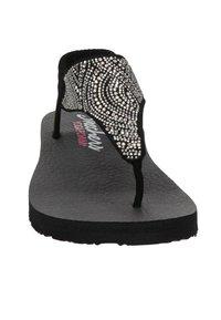 Skechers - MEDITATION - T-bar sandals - zwart - 5