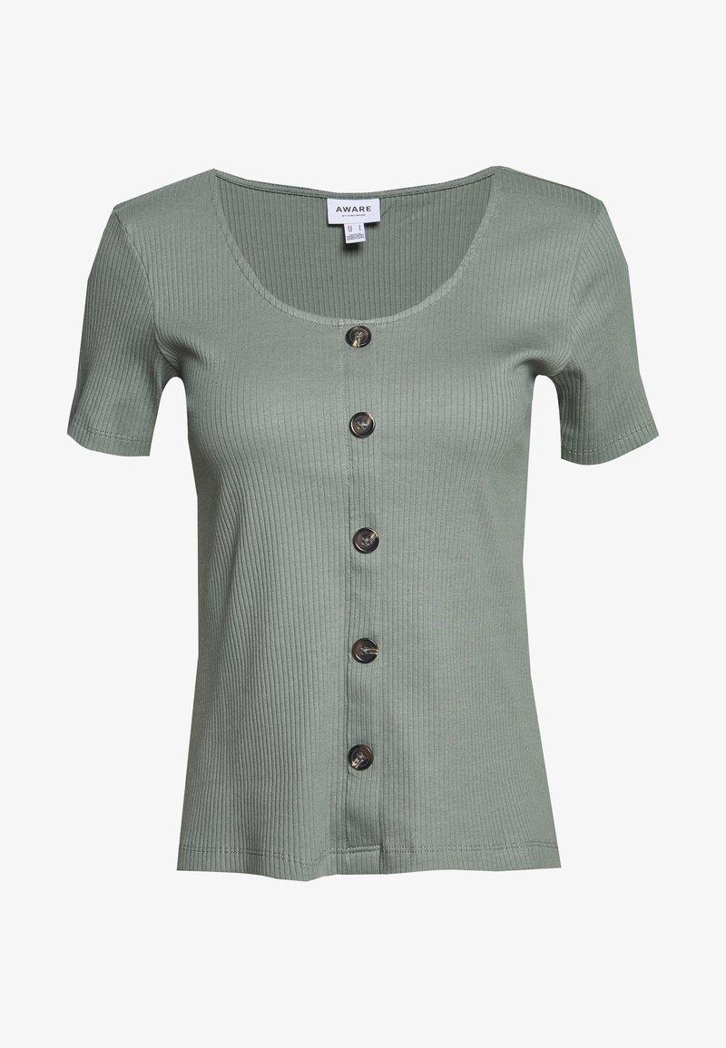 Vero Moda - VMHELSINKI NOOS - Camiseta estampada - laurel wreath