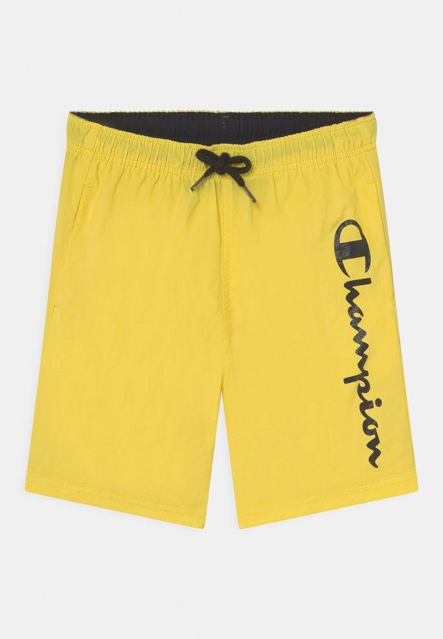 Plavky - yellow