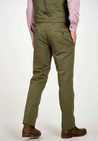 MDB IMPECCABLE - Trousers - khaki - 2