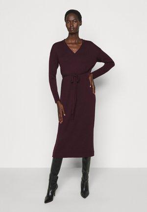 CALAMAI - Strikket kjole - treber