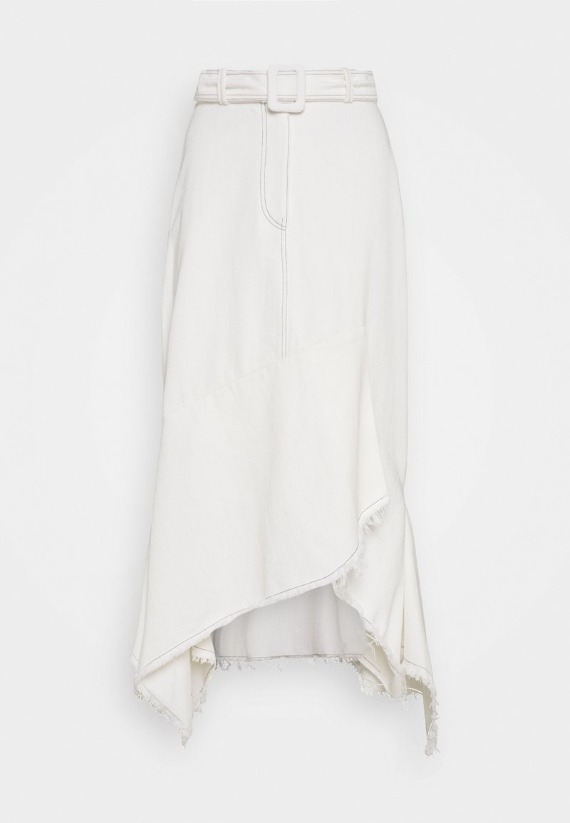 Mykke Hofmann - RARA - A-line skirt - white