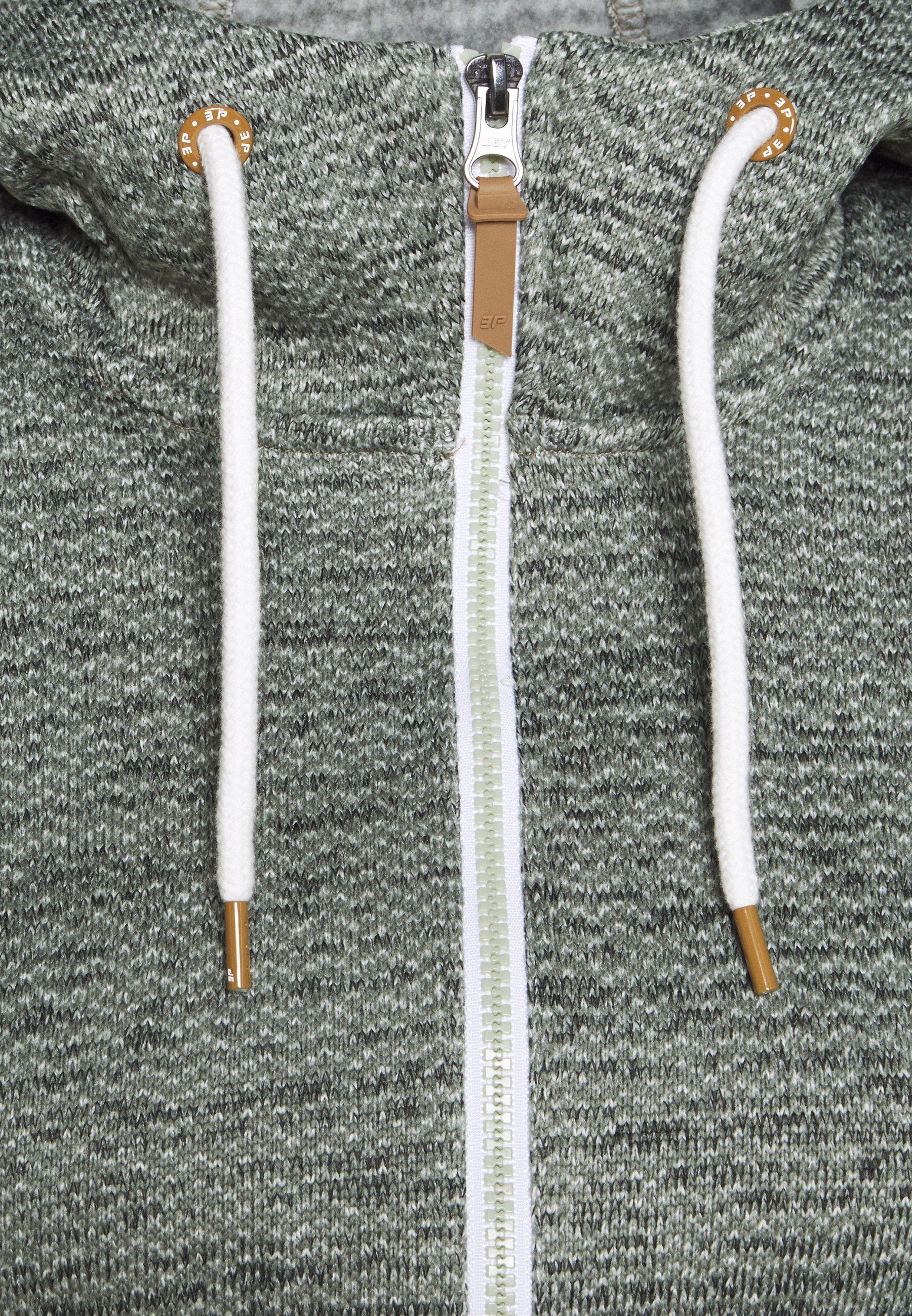 Icepeak ARLEY - Fleece jacket - dark green uKVOn