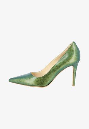 NATALIA - Escarpins à talons hauts - green