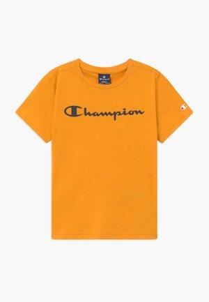 LEGACY AMERICAN CLASSICS CREWNECK - T-shirt imprimé - yellow