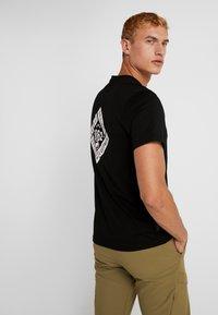 Mammut - SEILE - Print T-shirt - black - 2