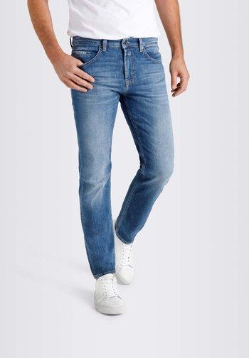 Straight leg jeans - original blue authentic wash