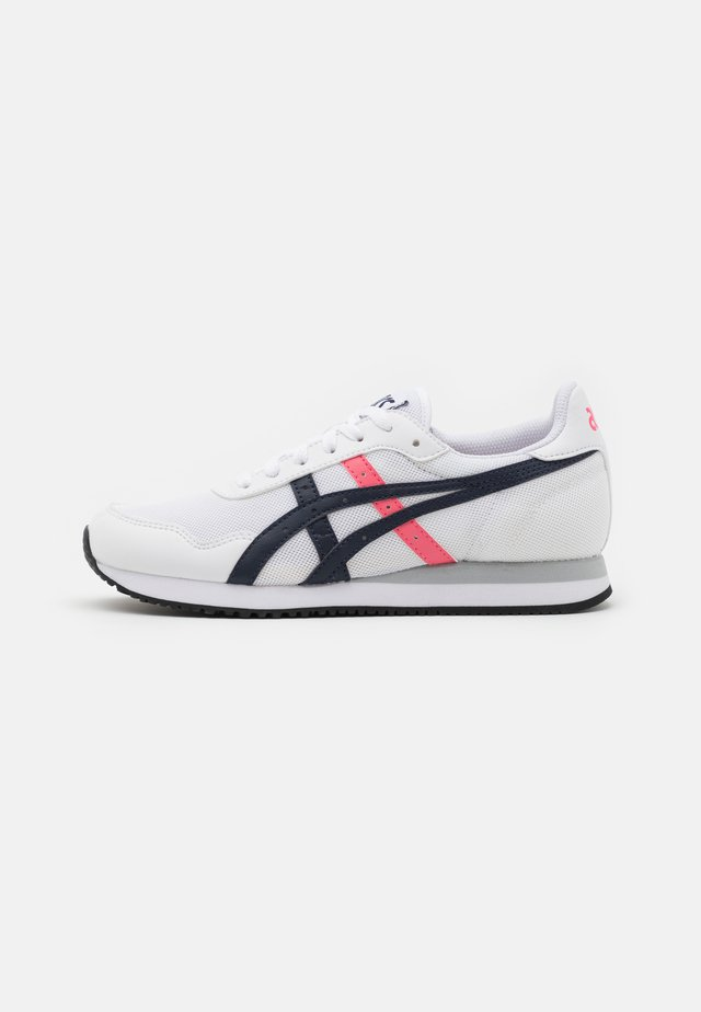 TIGER RUNNER - Zapatillas - white/midnight