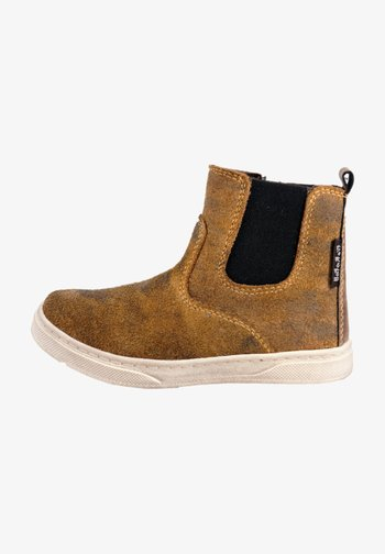 Classic ankle boots - brown