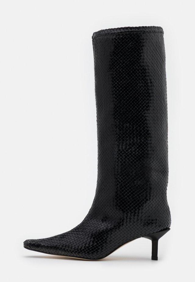 SANDY - Klassiska stövlar - black