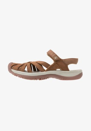 ROSE - Walking sandals - tan