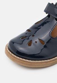 Froddo - EVIA T-BAR - Ankle strap ballet pumps - blue - 5