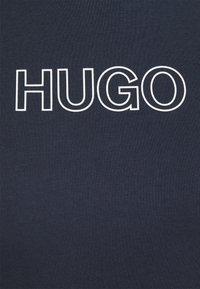 HUGO - THE SLIM TEE - Print T-shirt - open blue - 6