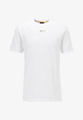 TLOVE  - Printtipaita - white