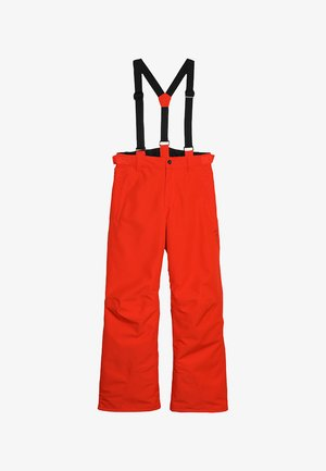 FOOTSTRAP BOYSSNOWPANTS - Snow pants - heat