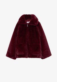 Mango - BOLITA7 - Winter jacket - bordeaux - 0