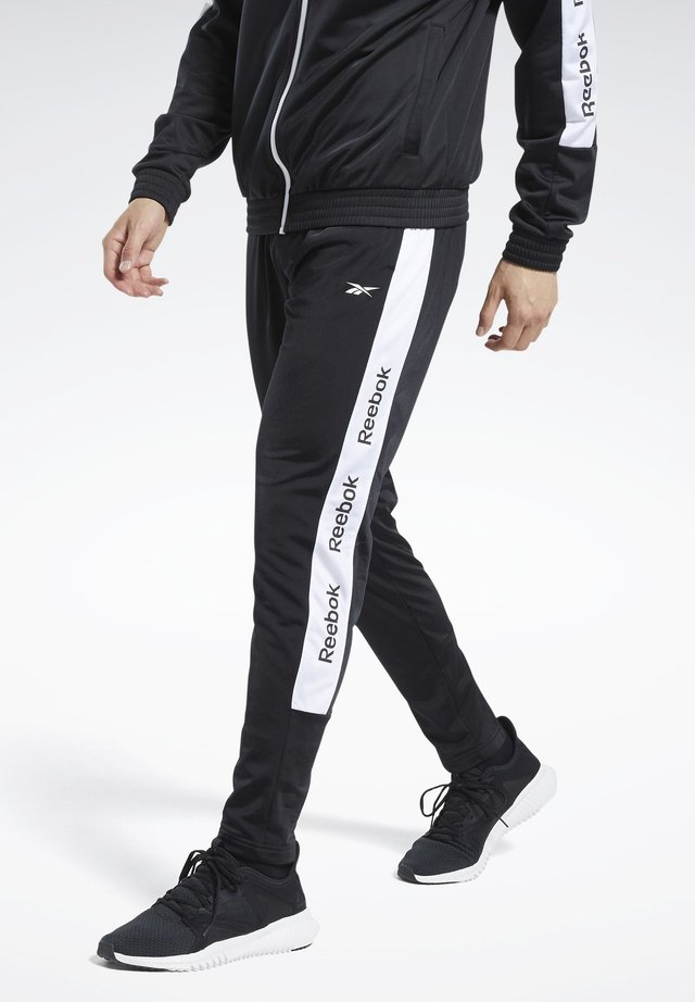 TRAINING ESSENTIALS TRACK JOGGERS - Joggebukse - black