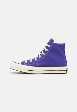 CHUCK 70 UNISEX - High-top trainers - candy grape/black/egret