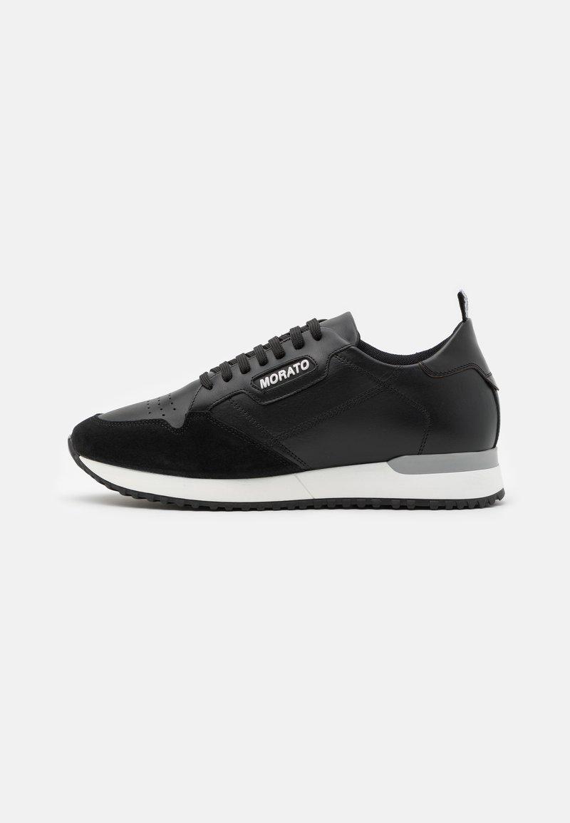 Antony Morato - RUN CREWEL - Sneakers laag - black