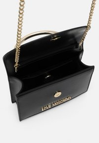 Love Moschino - EVENING BAG - Handbag - black - 3